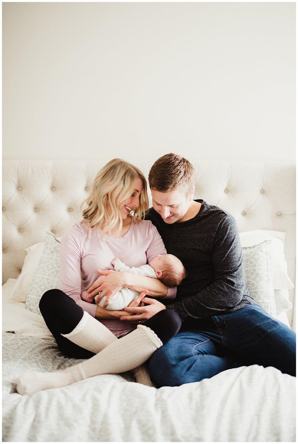 in home lifestyle newborn session madison wi wisconsin sun prairie kayla e photography.jpg