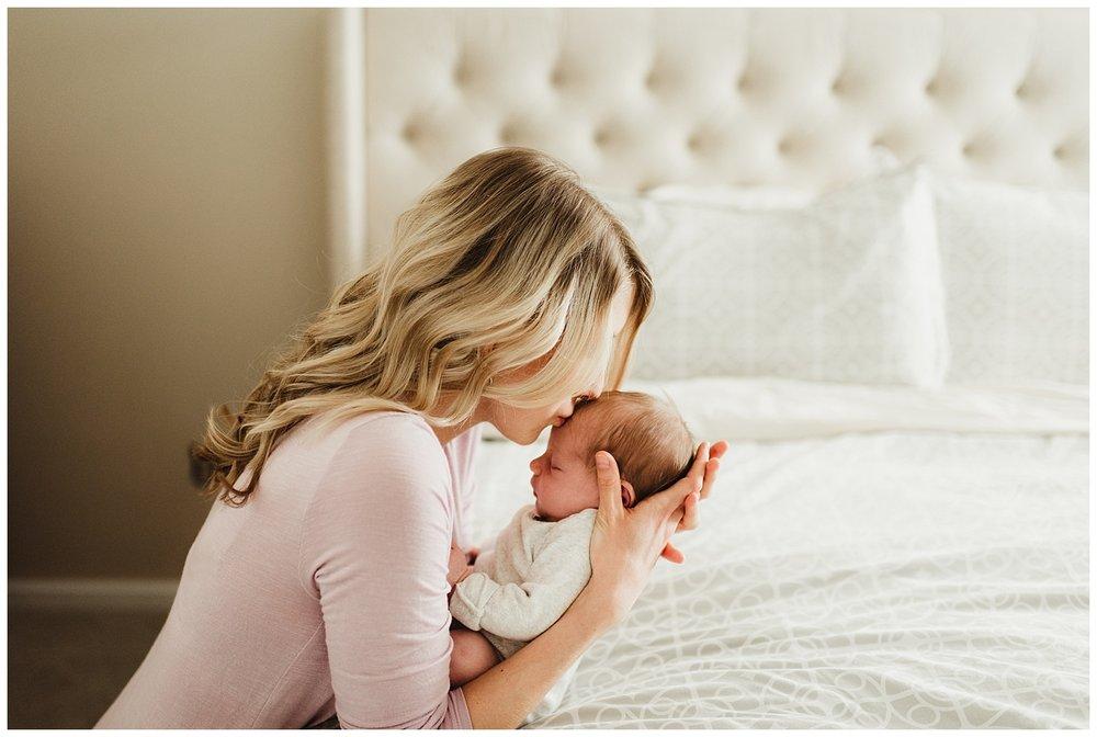 in home lifestyle newborn session madison wi sun prairie kayla e photography.jpg