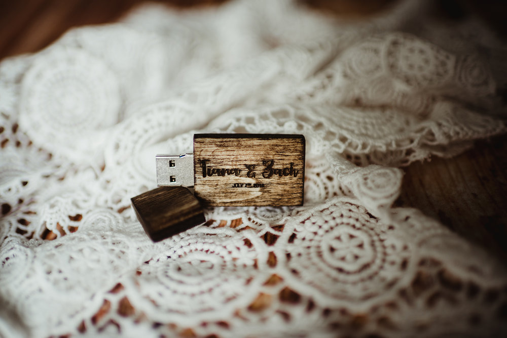 Custom engraved usb - Store your digitals in style with these beautiful custom engraved USBs.$75