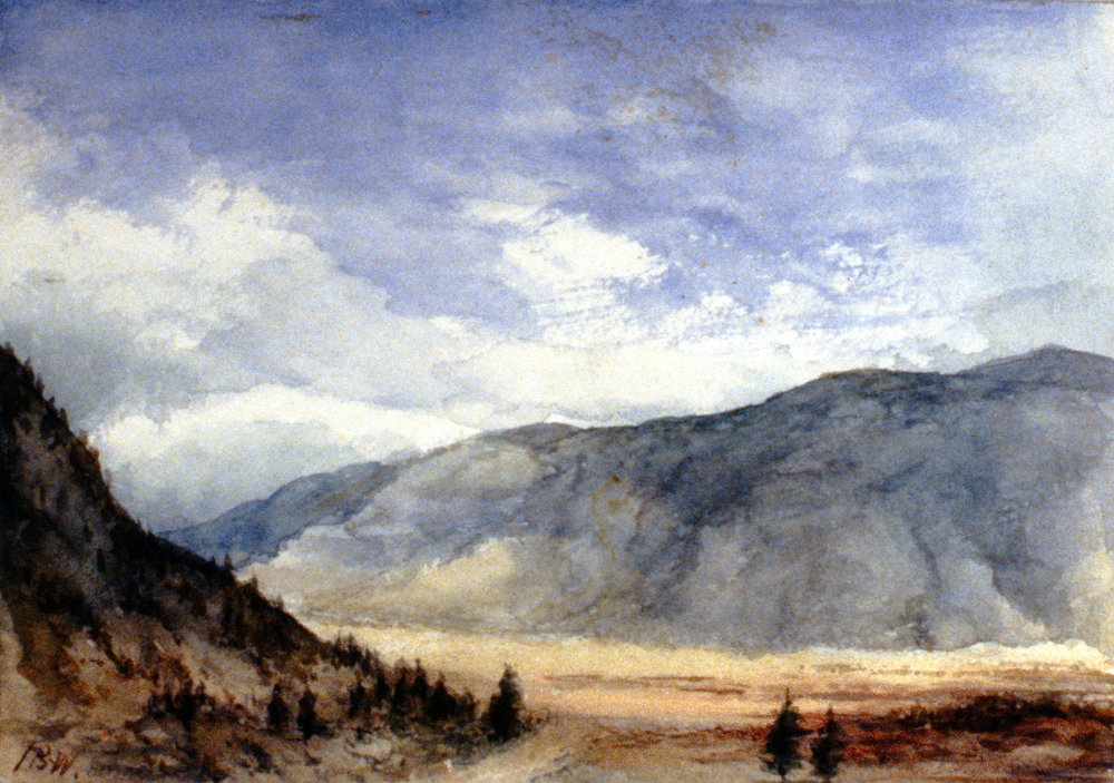 Looking South to Cawston, Julia Bullock-Webster