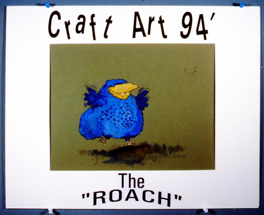 The Roach, Gerald Roach, 1994.12.03