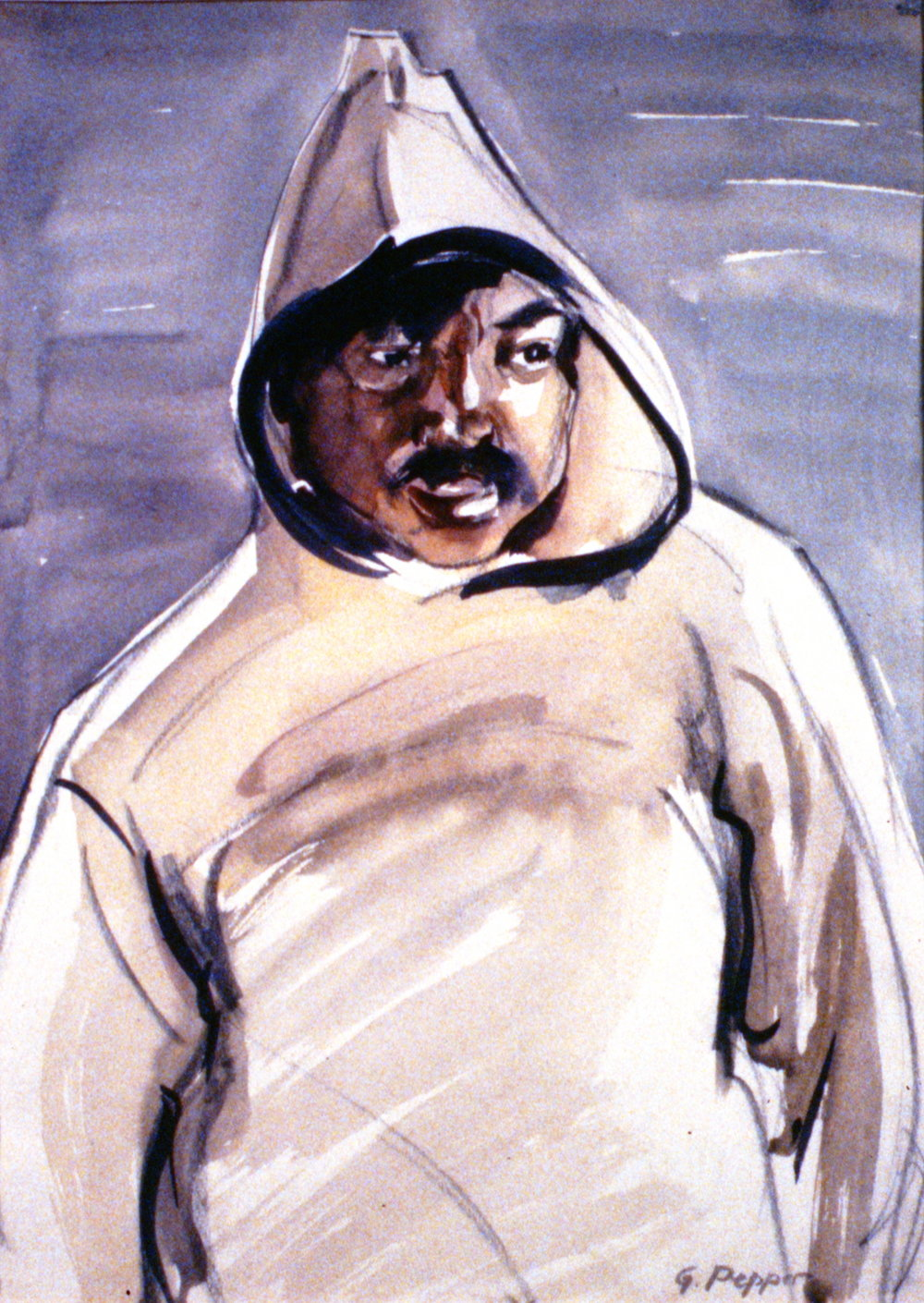 Untitled (Inuit Man)