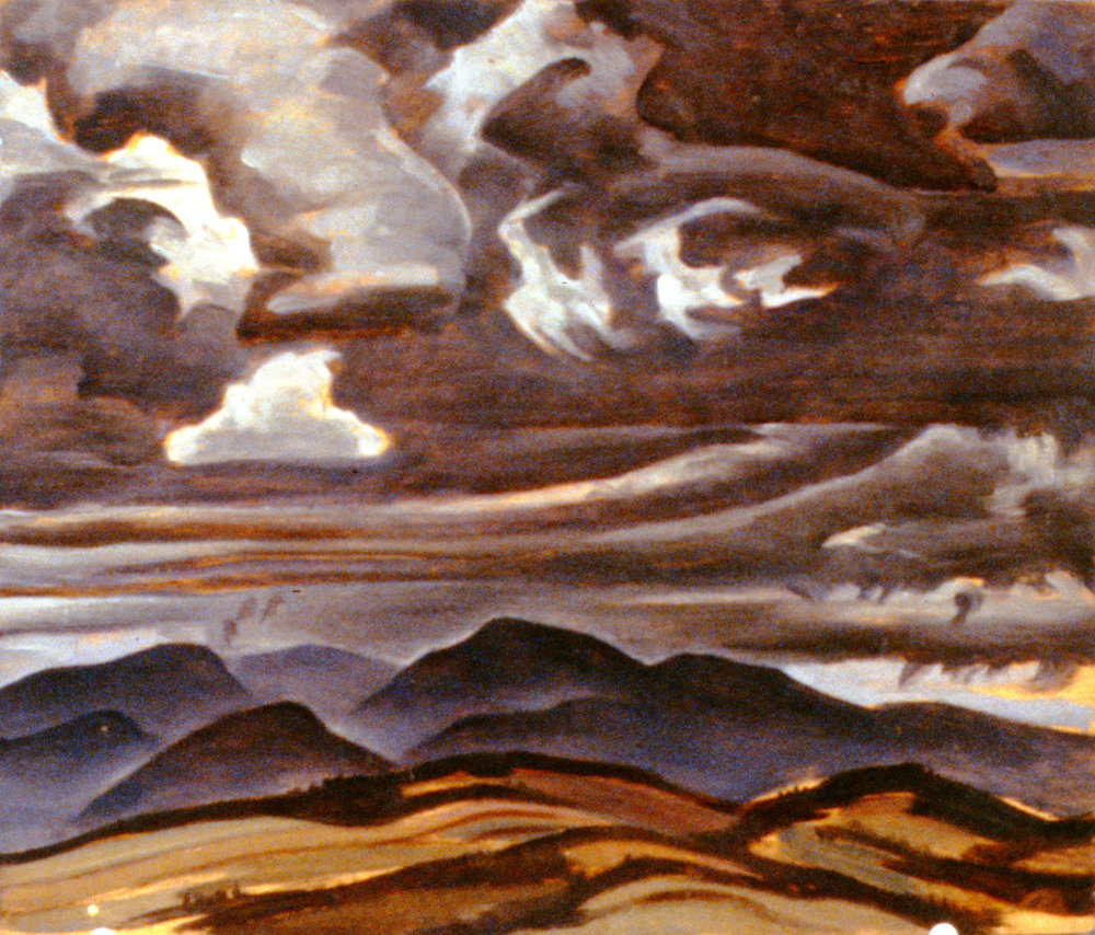 Sky Over Charlevoix