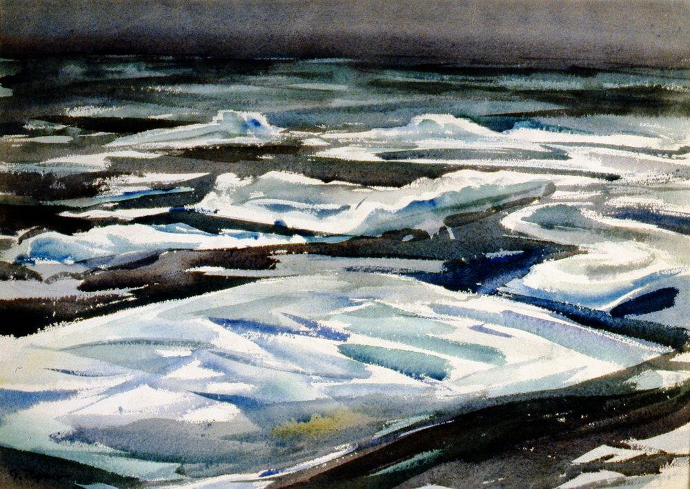 Arctic Sketch, n.d.