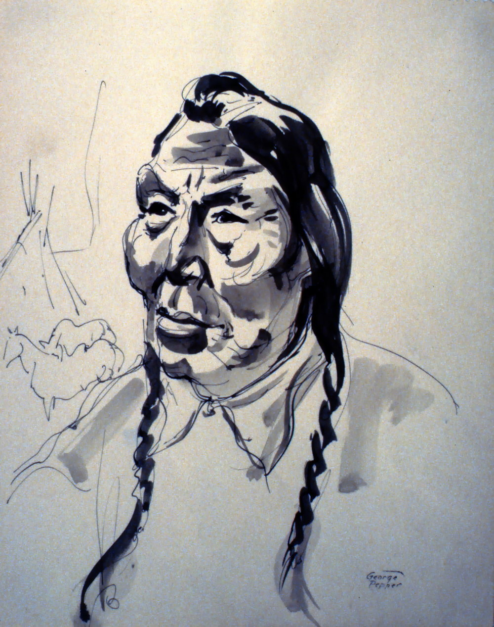 Indian Chief, n.d.