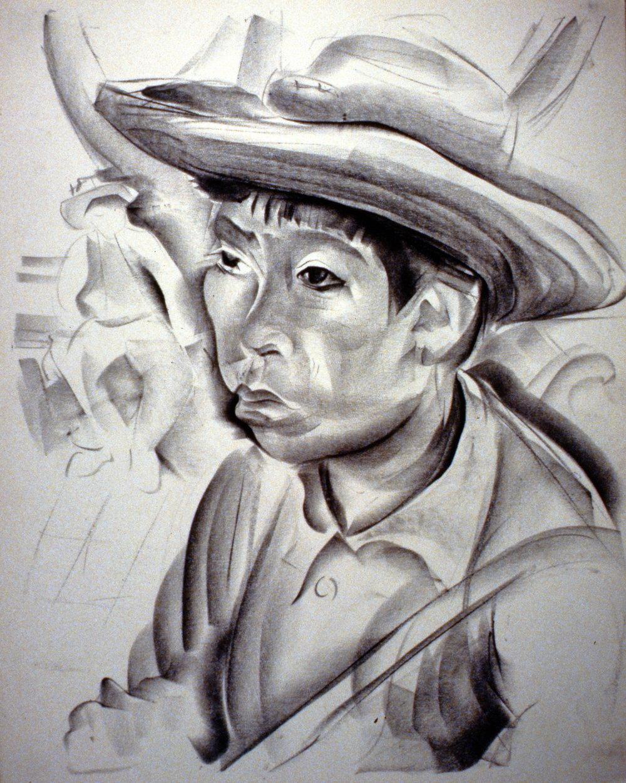 Untitled (Mexican Boy), 1953-58