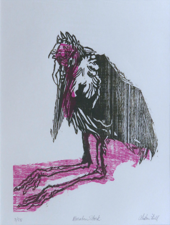 Marabou Stork woodcut.jpg