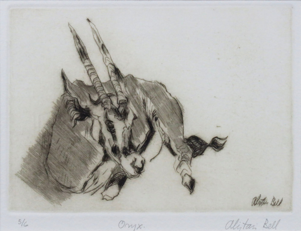 Oryx drypoint, roulette.jpg