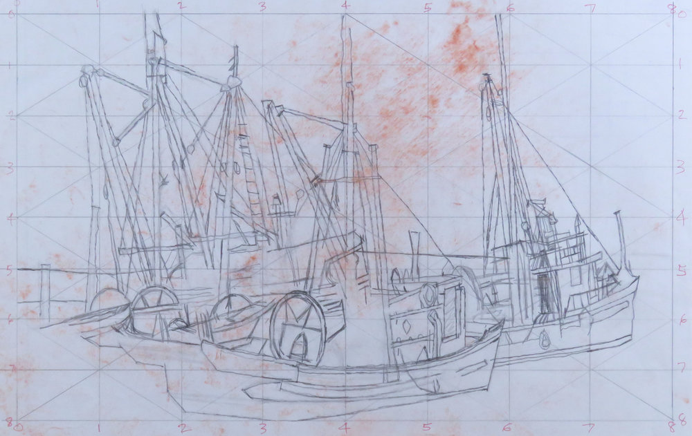 boats at celtic woodcut study 4.jpg