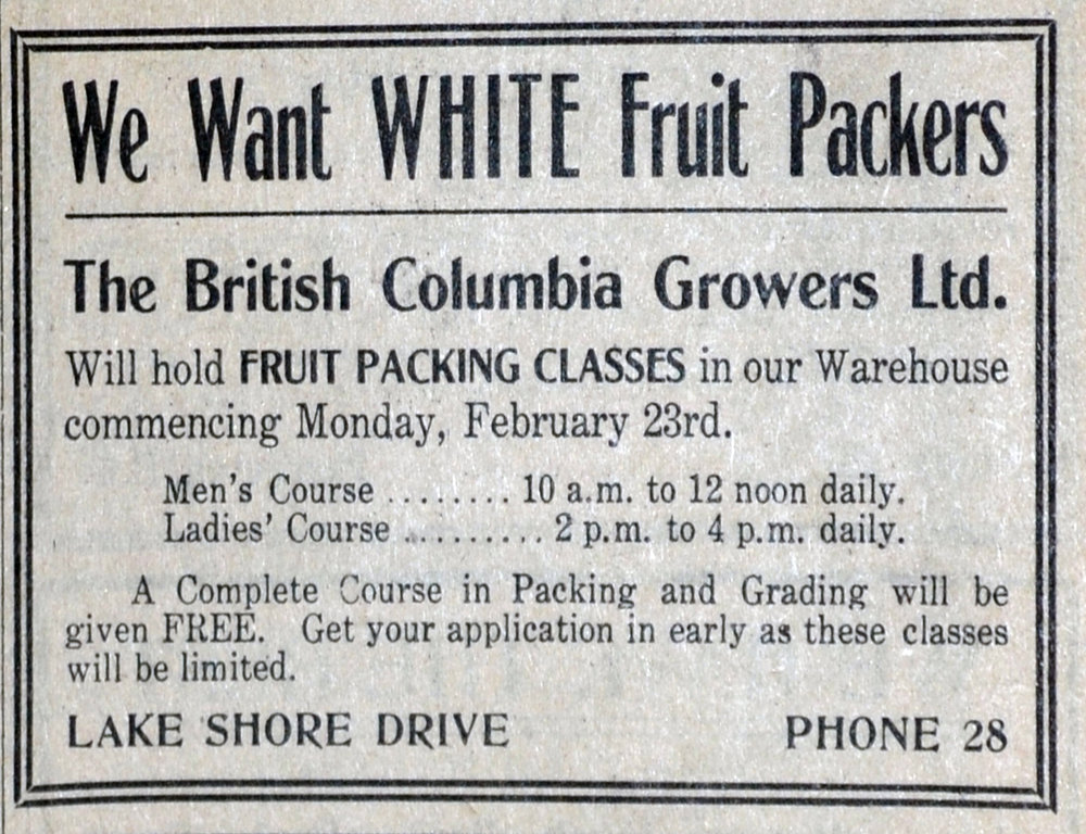 1920 02_19 We Want white fruit packers.jpg
