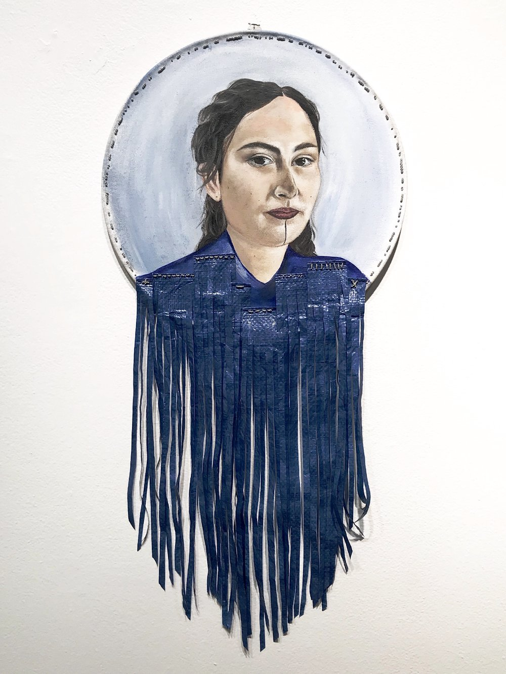 Blue Trap Dreams , Melissa Shaginoff