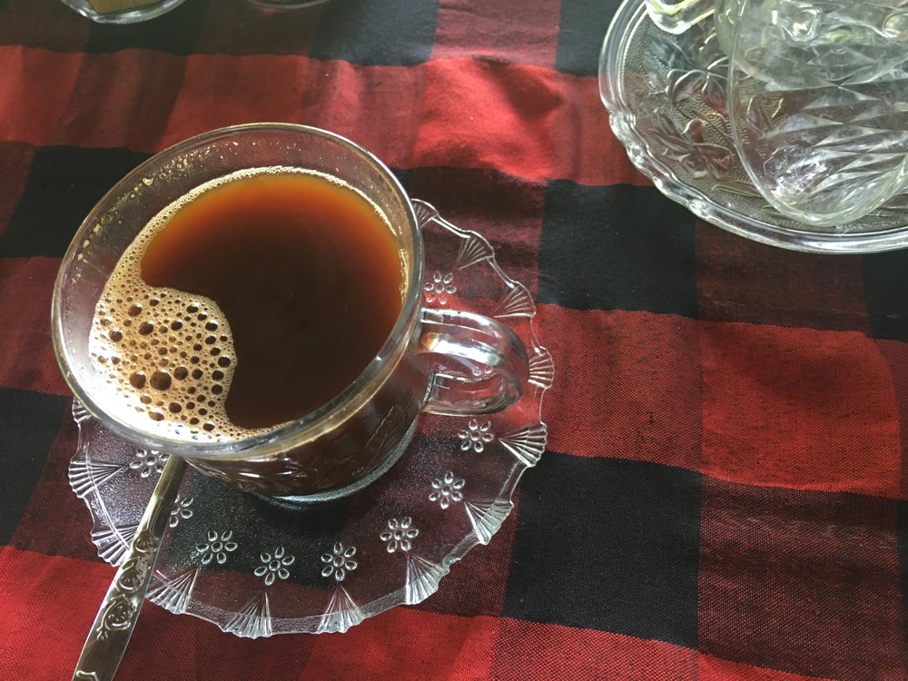 Balinese Civet Coffee
