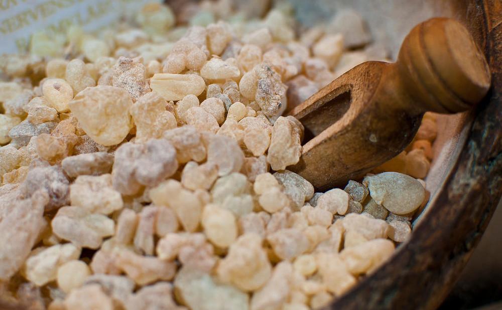 Frankincense Image: marissahyatt.com