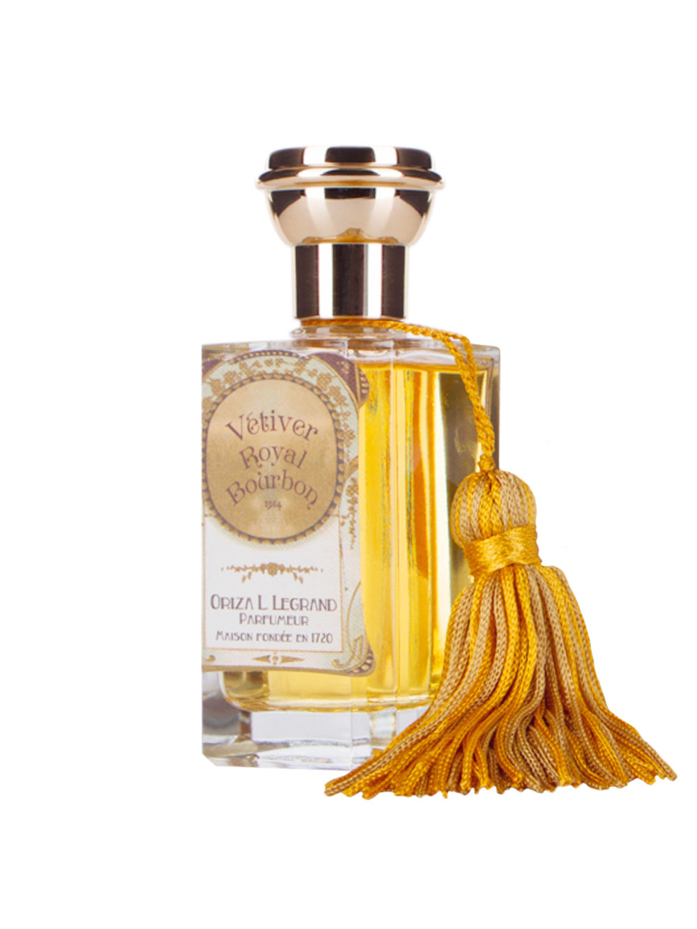 Vétiver Royal Bourbon - earthy vetiver