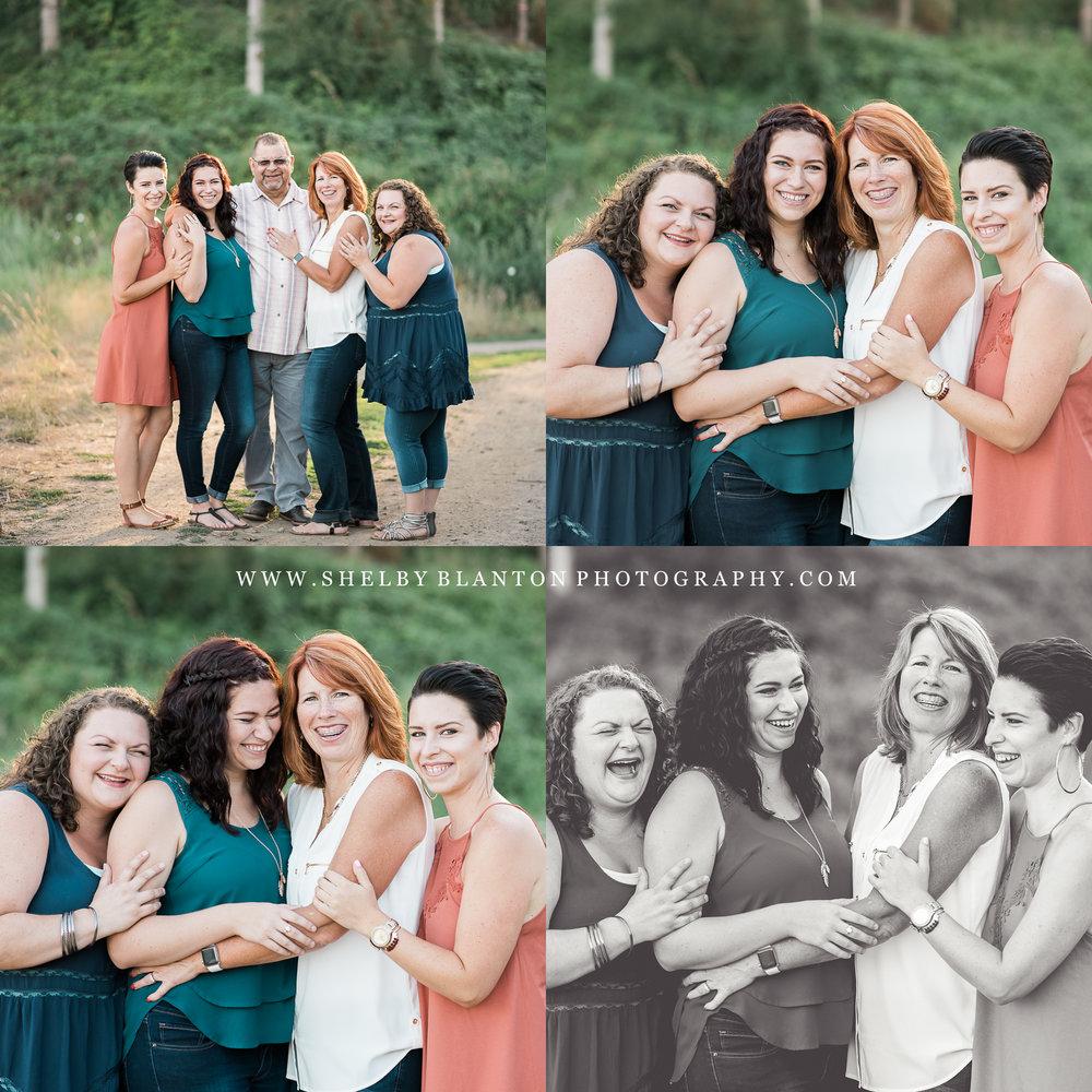 Salem Oregon Photographer Families W Family Shelby Blanton