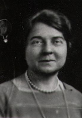 Lenore Houston in 1924.