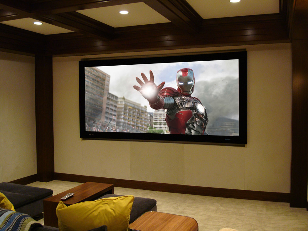 see, hear & experience   media rooms designed to thrill