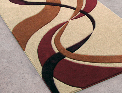 Expressive Modern Gallery Area Rug Factory