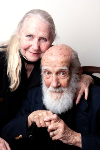 Joan and Bob Anglund   PHOTO CREDIT TED HOROWITZ