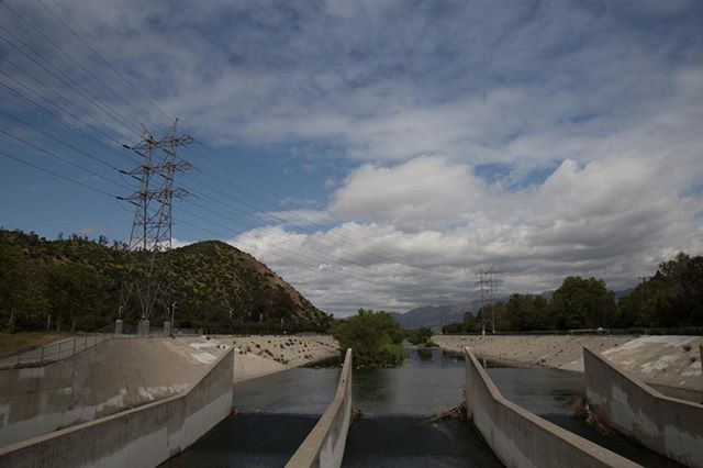 Rivers in general make my heart soar, and the LA River is no exception. It's NEVER a dull moment to be anywhere near it. Remember the 17th annual LA RIVER RIDE IS JUNE 4th! #lacbc