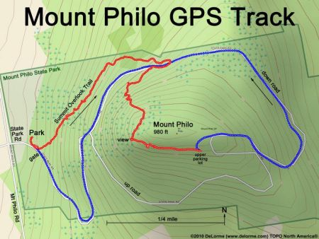 map GPS Mt. Philo.jpg