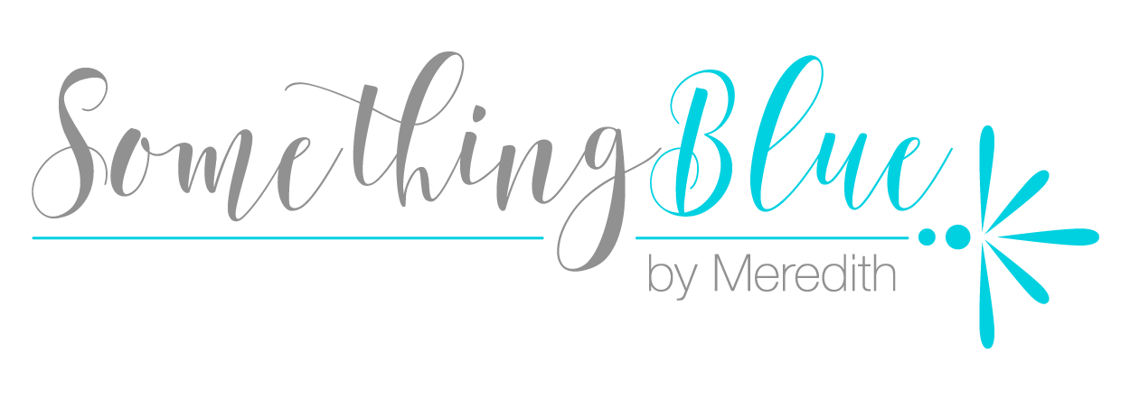 Something Blue by Meredith