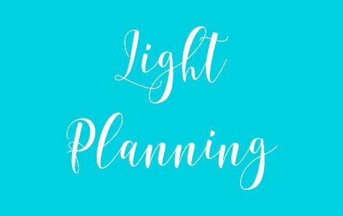Light Planning