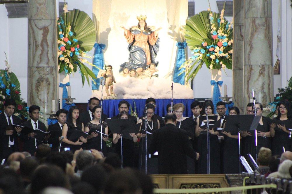 Copy of Serenata de La Asunción 2017