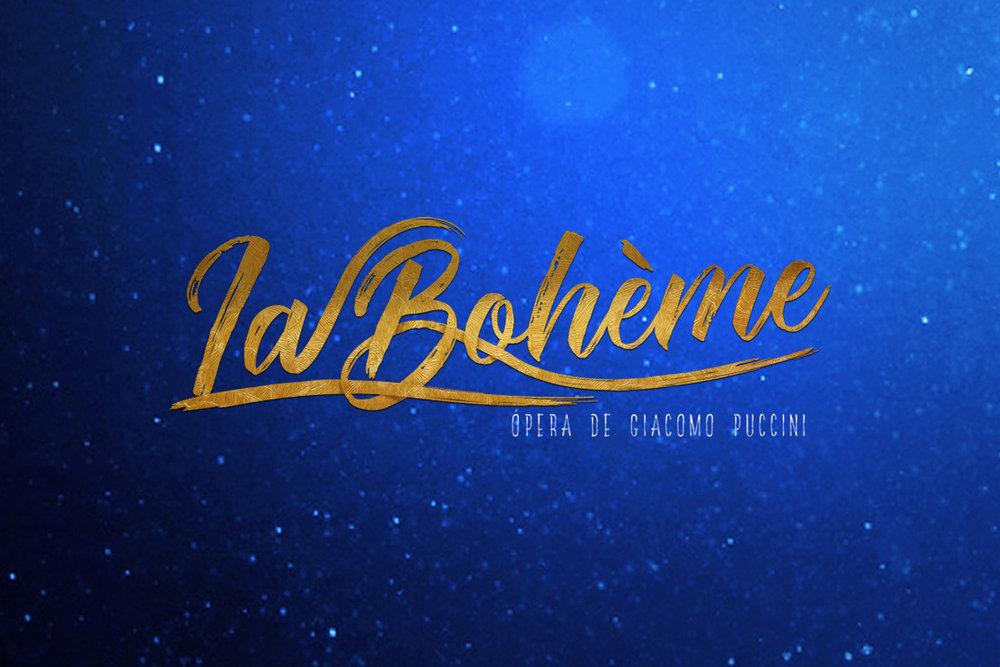 La Bohème de Puccini -  28 de julio    ¡GRAN ESTRENO!    Detalles aquí