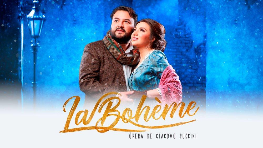 La Bohème de Puccini -  28 de Julio    ¡ÚNICA FUNCIÓN!    Detalles aquí