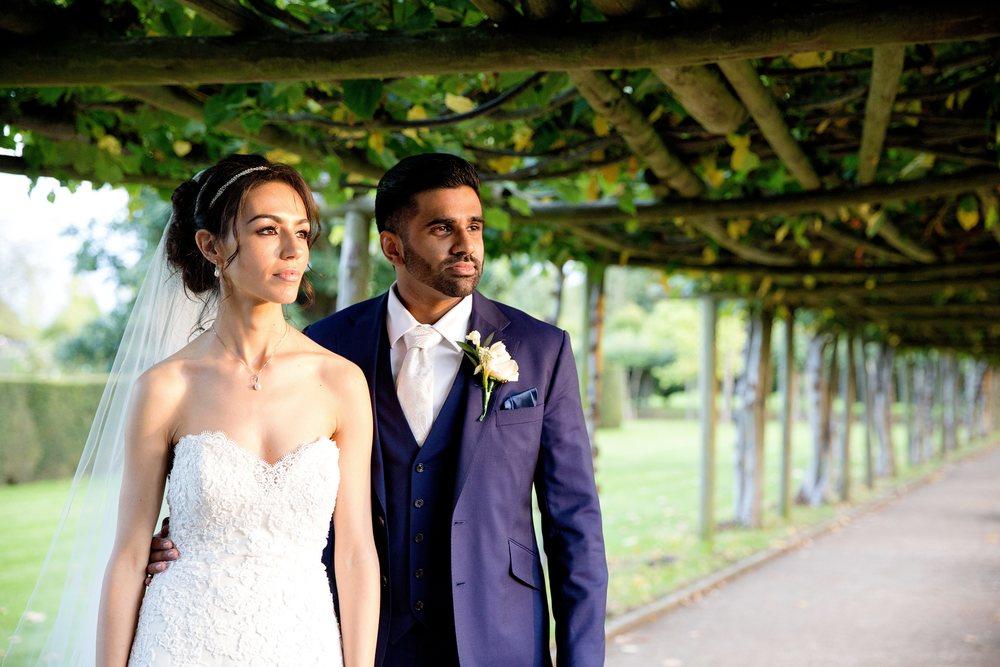 London Reception Greek wedding Hatfield house North london Sophei Anwar