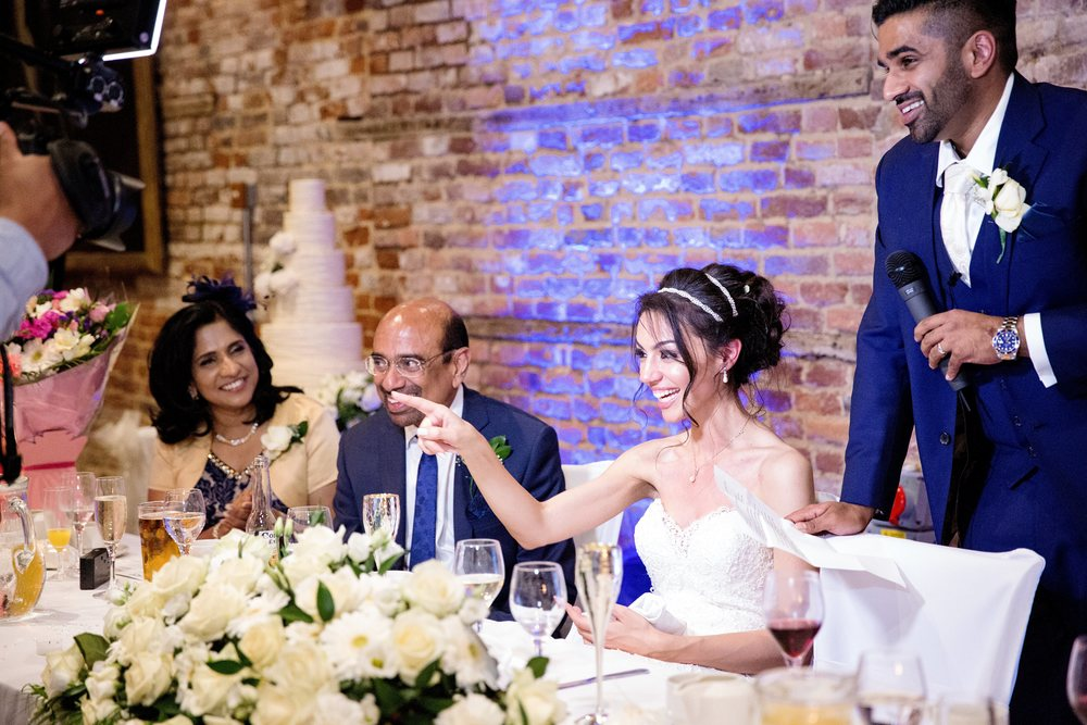 London wedding reception Hatfield house wedding speeches north london wedding photographer