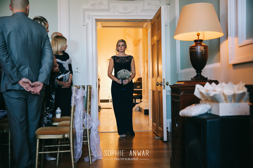Botley Mansin Manor Surrey London clivil ceremony Pinner Ruislip Northwood Moor Park Luxury wedding ceremony
