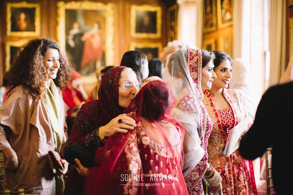 Althorp House Northamptonship luxury muslim asian wedding Princess Diana ancestral home London muslim nikah ceremony