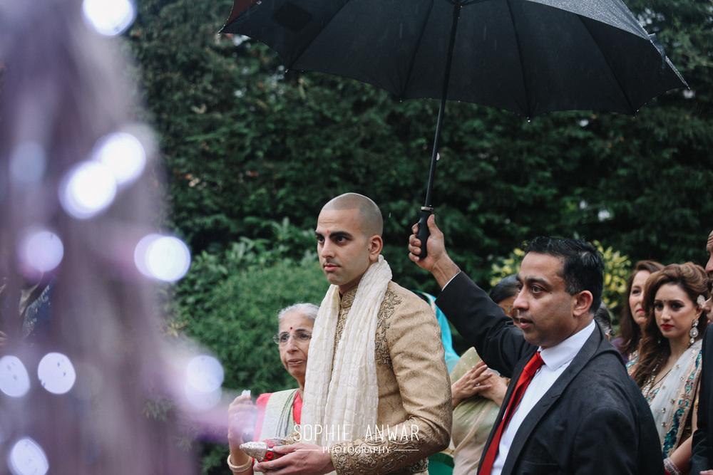 Sikh ceremony havelock Road Gurdwara sikh wedding - lengha bibilondon Milni london luxury weddings Sophie Anwar photography pinner ruislip northwood moor park weddings
