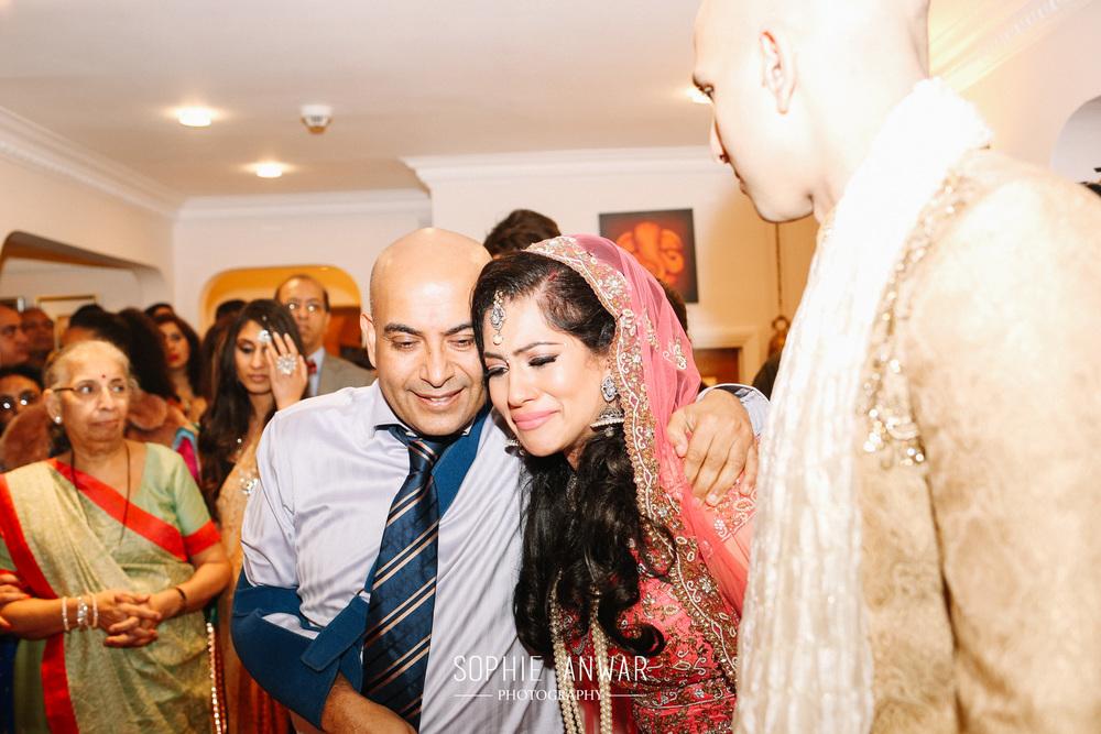 Sikh ceremony havelock Road Gurdwara sikh wedding - lengha bibilondon Milni london luxury weddings Sophie Anwar photography pinner ruislip northwood moor park weddings ruck sati when a daughter says goodbye