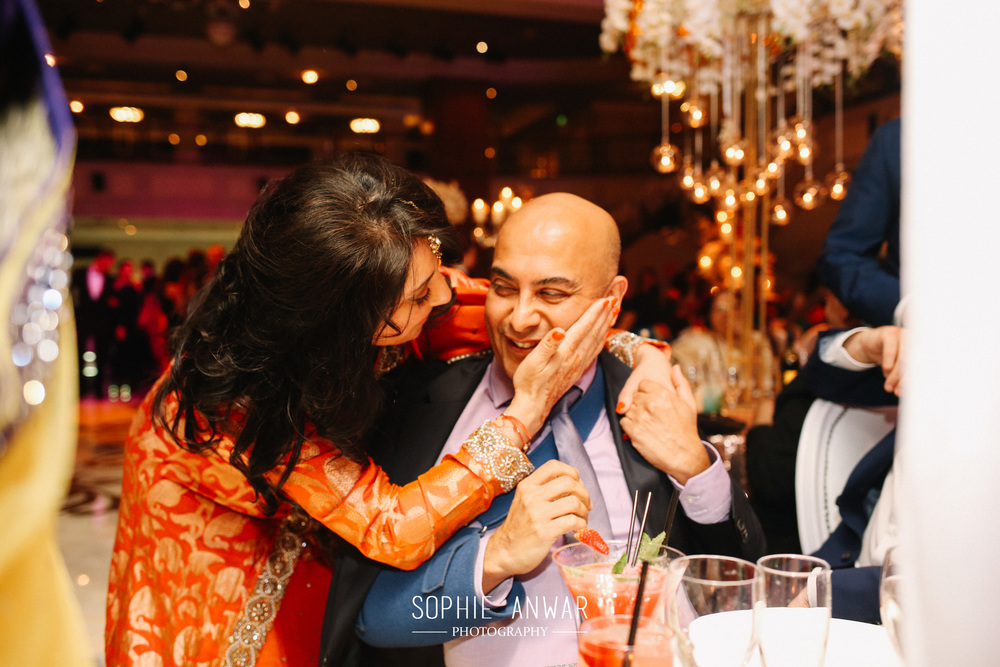 Luxury Asian wedding photography Grosvenor house park lane london luxury asian wedding photographer sophie anwar