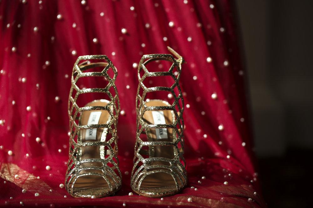 Sana and Khurram Welsh wedding civil ceremony Margam Country park Port Talbot details shoes steve maden wedding shoes
