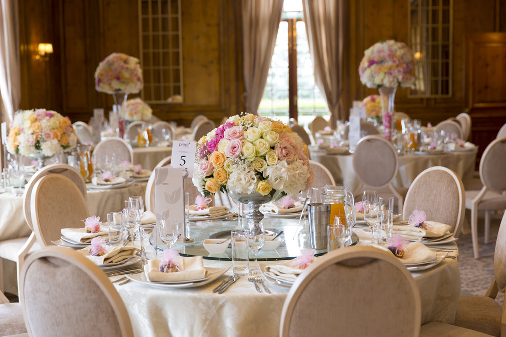 zara gets married to Mohammed at Hedsor house Marlow wedding venue