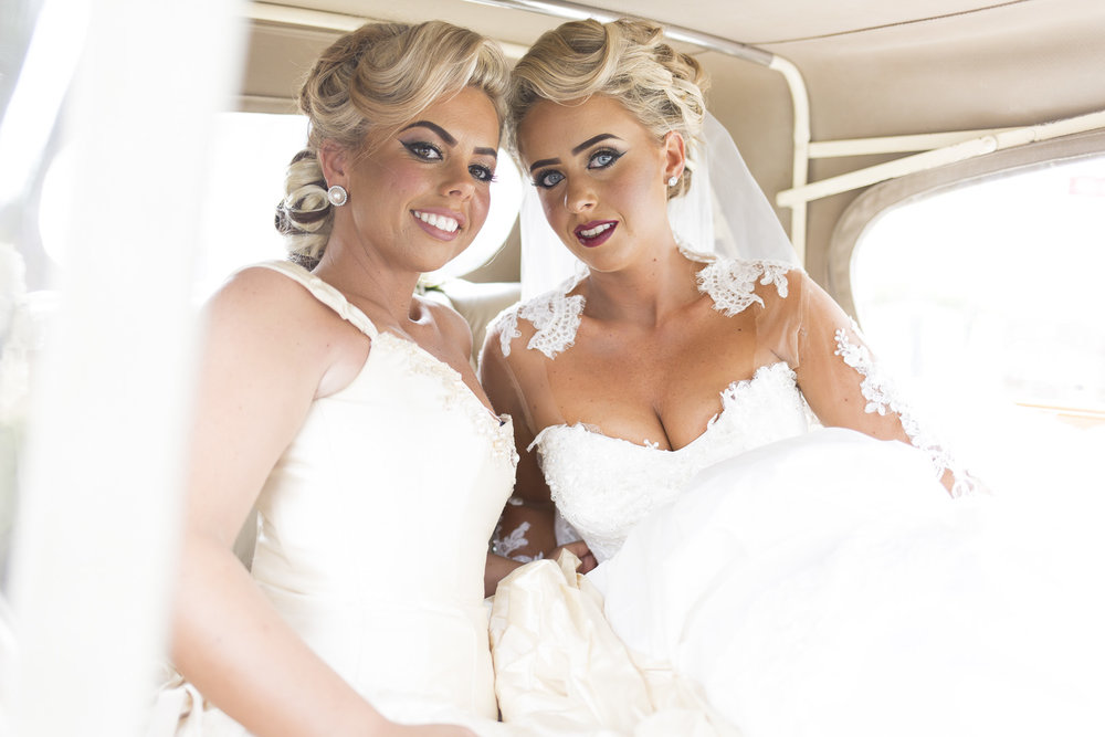 My big fat gypsy wedding traveller wedding oxfordshire Sophie Anwar weddings