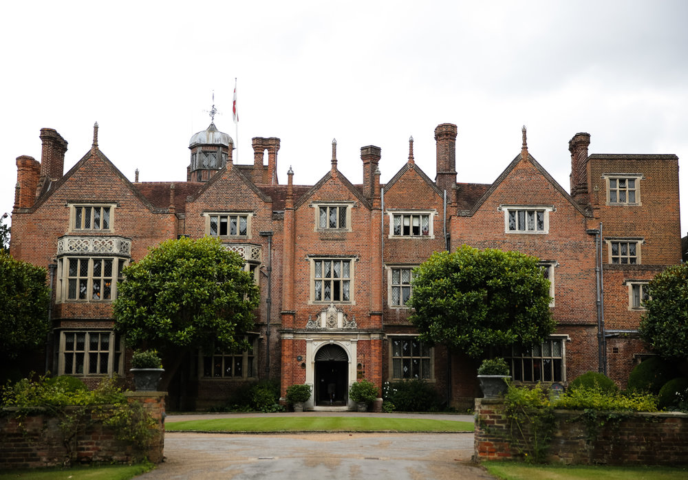 Rebecca and Dan get married at Great Fosters Egham