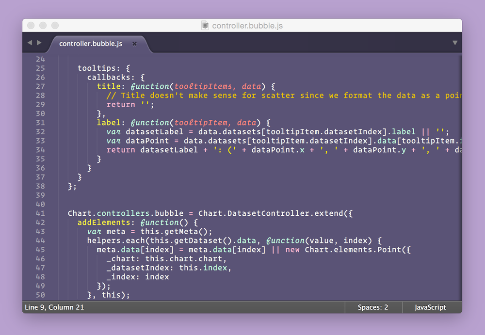 Fairyfloss Code Editor Theme sailorhg.github.io/fairyfloss/