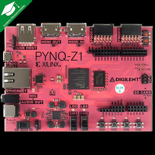 PYNQ-Z1 Board   http://store.digilentinc.com/pynq-z1-python-productivity-for-zynq/