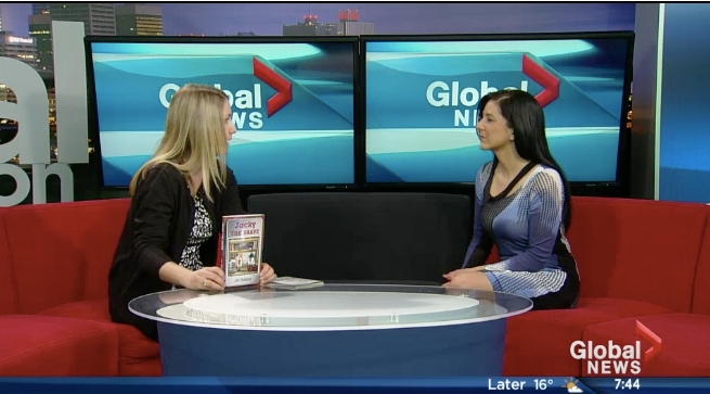 Click to view Global TV review