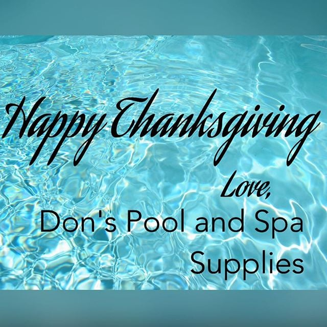 May your dinner be perfect and your after dinner hot tub soak be toasty warm👍🏼! #happythanksgiving #route66pools #grateful