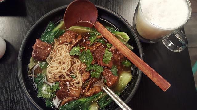Ramen beef stew