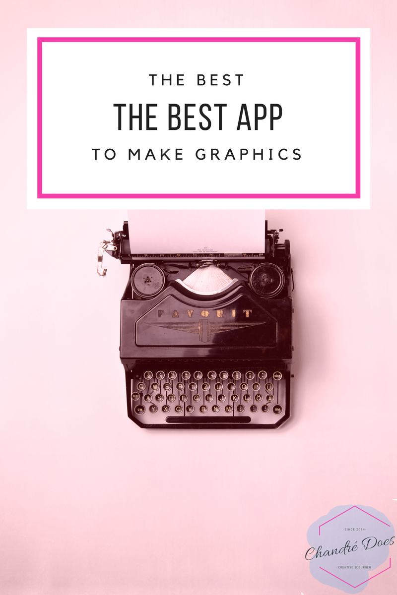Best app for graphics