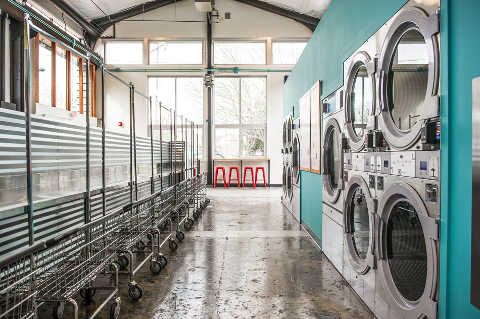 Spin Laundry