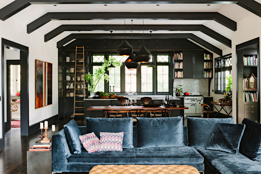 Library House Jessica Helgerson Interior Design