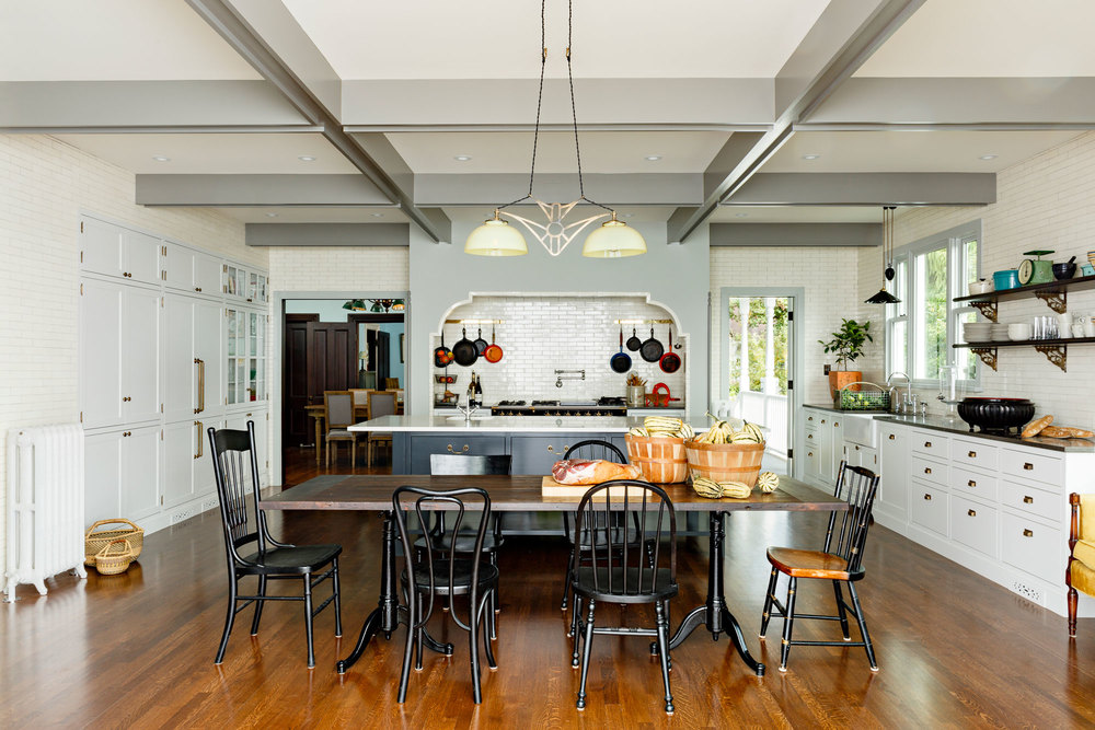 Victorian Kitchen Jessica Helgerson Interior Design - Interior-designed-kitchens